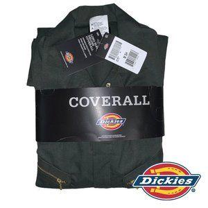 Dickies Men's Deluxe Long Sleeve Blended Coverall
